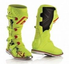X-Pro V Boot Flo Yellow/Black